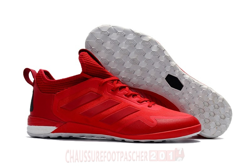 Adidas Chaussure De Foot Ace Tango 17+ Purecontrol IC Rouge