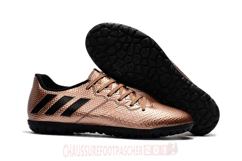 Adidas Chaussure De Foot Messi 16.3 TF Or