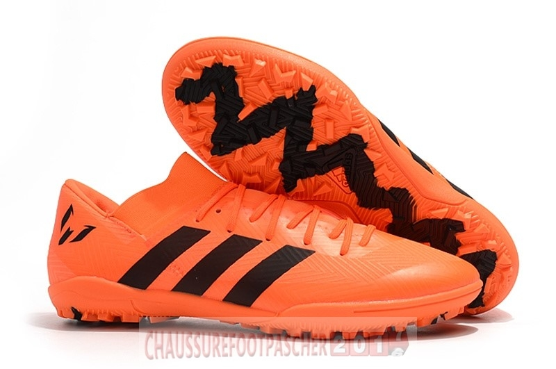 Adidas Chaussure De Foot Nemeziz Messi Tango 18.3 TF Orange