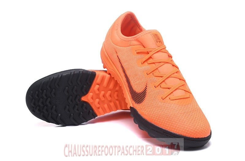 Nike Chaussure De Foot Mercurial VaporX VII Pro TF Orange