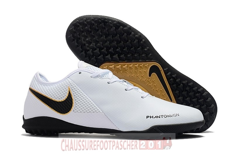 Nike Chaussure De Foot Phantom VSN Academy TF Or