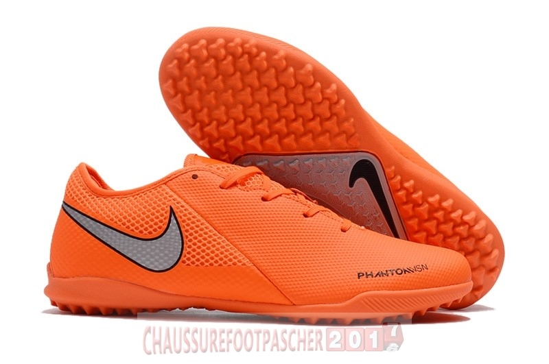 Nike Chaussure De Foot Phantom VSN Academy TF Orange