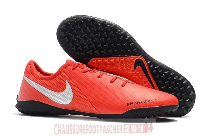 Nike Chaussure De Foot Phantom VSN TF Orange
