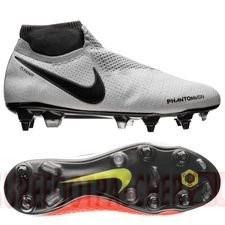 Nike Chaussure De Foot Phantom Vision Elite DF SG PRO Gris
