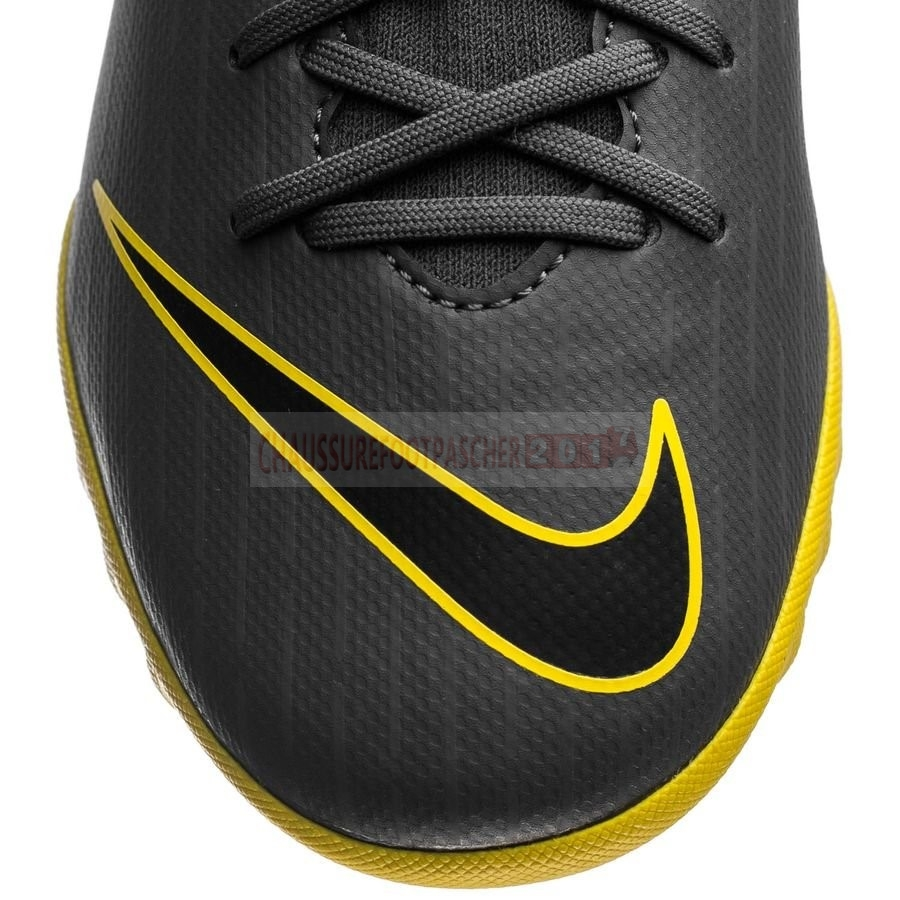 Nike Chaussure De Foot Mercurial Superfly 6 Academy Enfants TF Game Over Noir