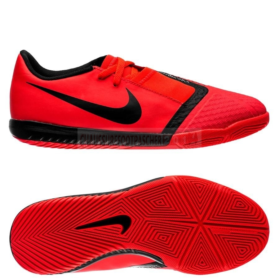 Nike Chaussure De Foot Phantom Venom Academy Enfants IC Game Over Rouge