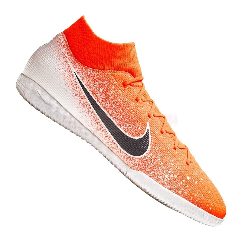Nike Chaussure De Foot Mercurial SuperflyX VI Academy IC Orange