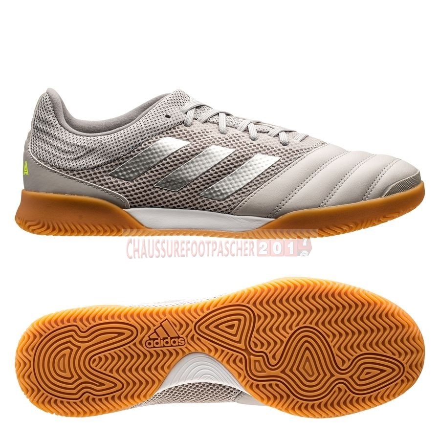 Adidas Chaussure De Foot Copa 20.3 Sala IN Encryption Gris