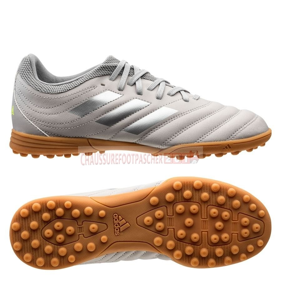 Adidas Chaussure De Foot Copa 20.3 TF Encryption Gris Brun