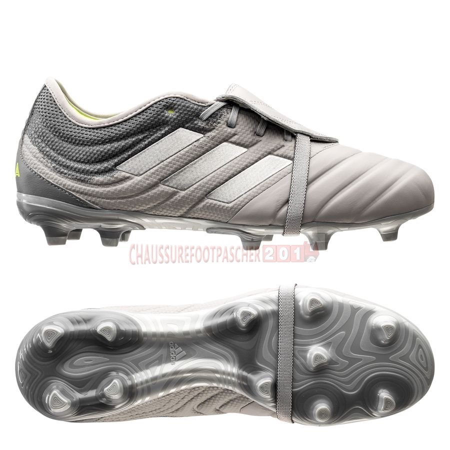 Adidas Chaussure De Foot Copa Gloro 20.2 FG/AG Encryption Argent