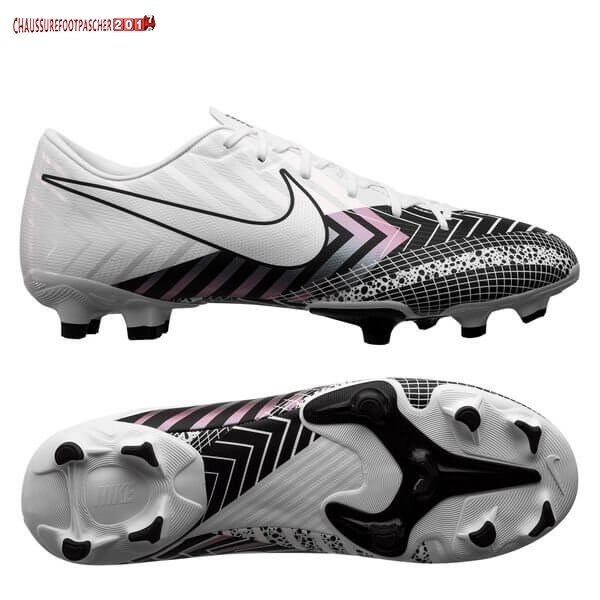 Nike Chaussure De Foot Mercurial Vapor 13 Academy Femme MG Dream Speed 3 Blanc Noir