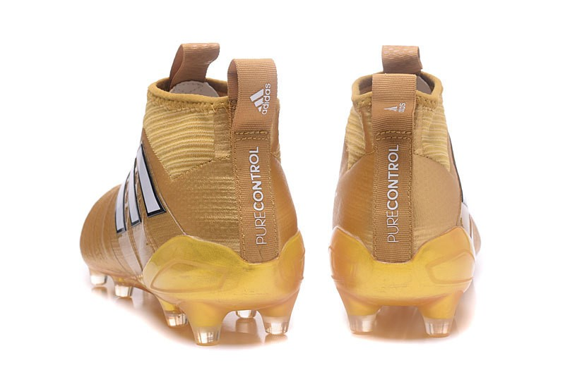 san francisco be08f f96d8 Chaussure De Or Purecontrol Adidas Fg Ace Foot 0dzqqPx