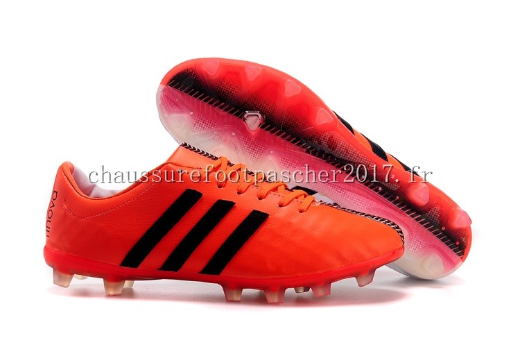 Adidas Chaussure De Foot AdiPure 11Pro VII FG Rouge Blanc