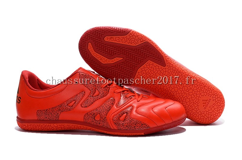 Adidas Chaussure De Foot X 15.1 INIC Rouge