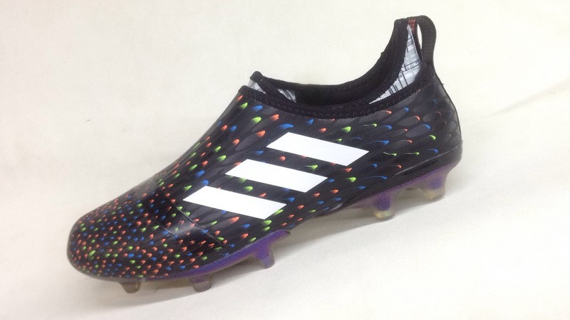 separation shoes f76c5 896c1 Skin Glitch Noir Multicolore 17 Fg Chaussure De Adidas Foot n7OffF