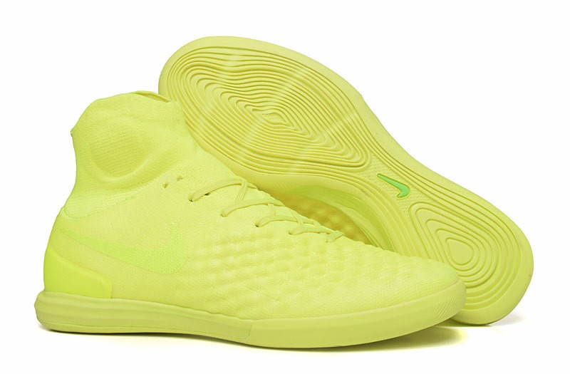 Nike Chaussure De Foot MagistaX Proximo II INIC Fluorescent Jaune
