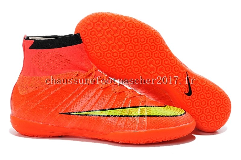 Nike Chaussure De Foot Elastico Superfly INIC Rose