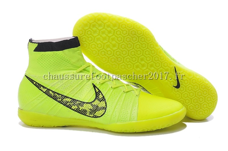 Nike Chaussure De Foot Elastico Superfly INIC Vert Fluorescent