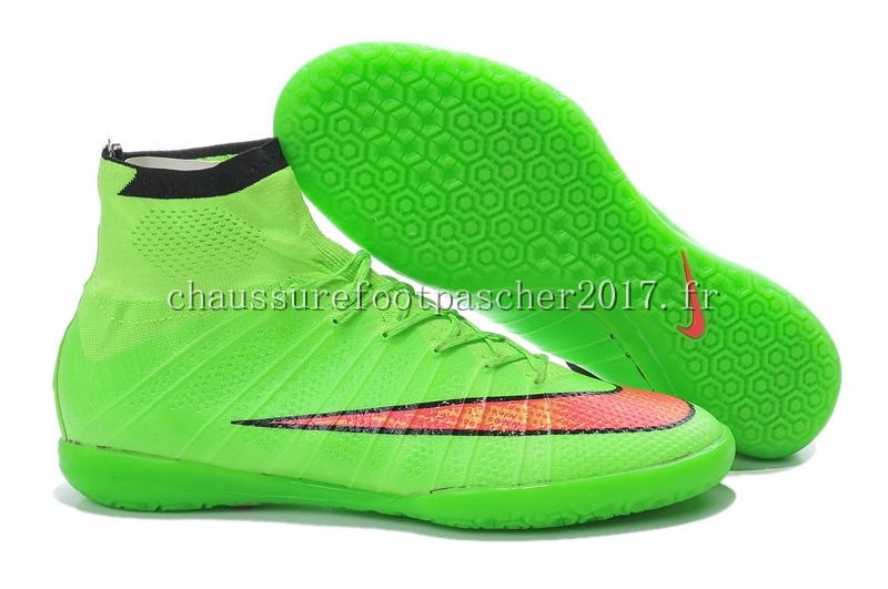 Nike Chaussure De Foot Elastico Superfly INIC Vert