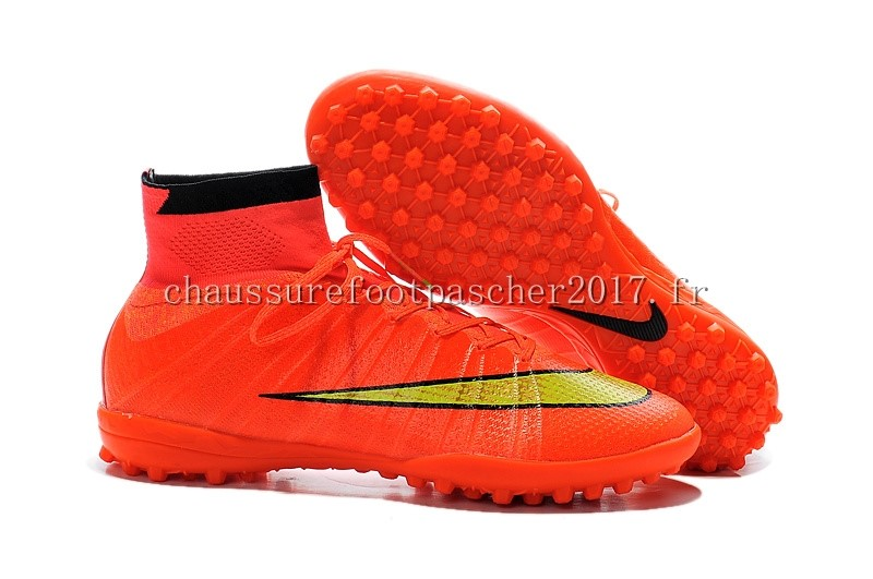 Nike Chaussure De Foot Elastico Superfly TF Rose