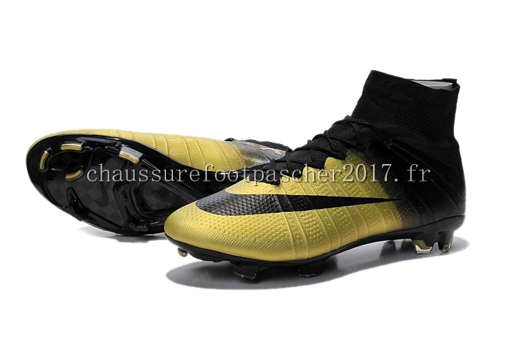 Nike Chaussure De Foot Mercurial Superfly CR7 FG Bronce