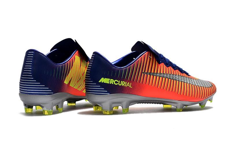 Jaune Fg Superfly Nike Bleu Argent Orange V Foot Chaussure Mercurial De xtdsQCrh